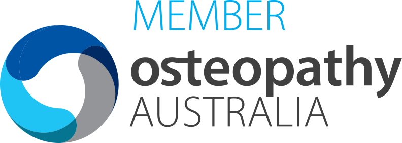 Registered Osteopathy Australia Member