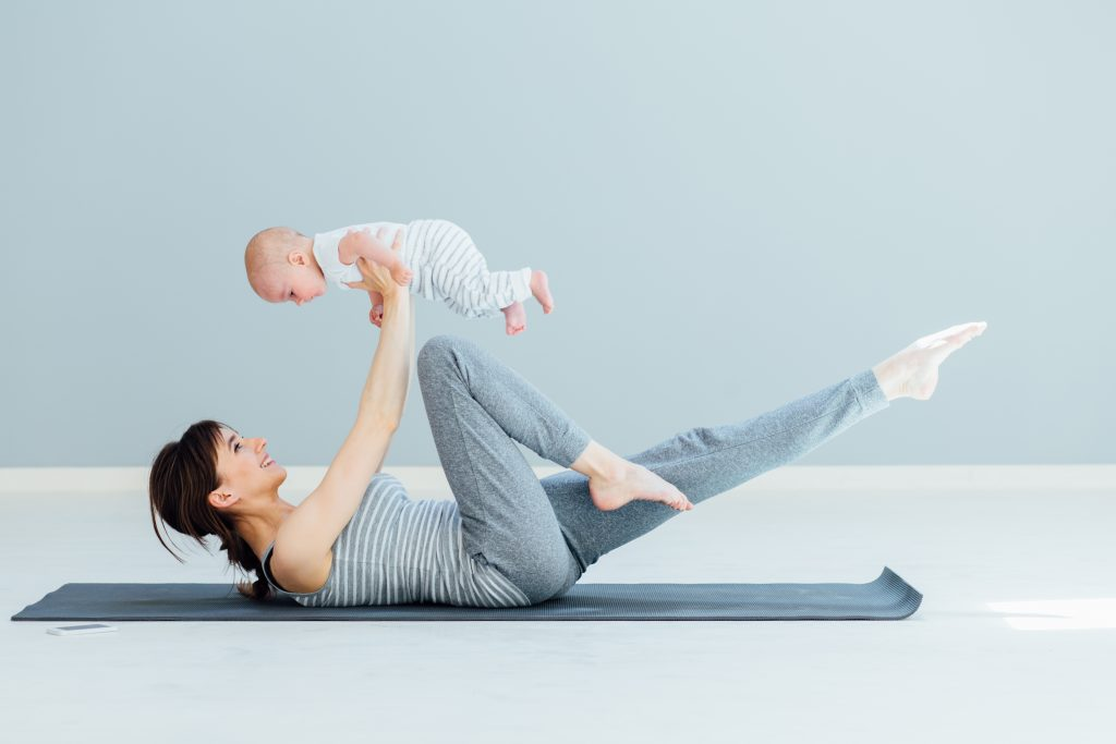 Pilates for New Mums in Camberwell