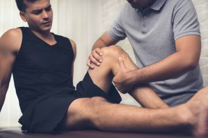 Sports Physio for Knee Injury